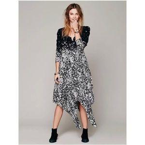 🌺Free People Asymmetrical dress